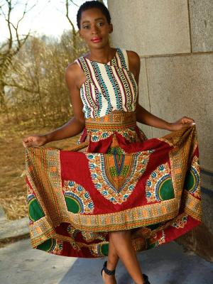 Nelle sern made by africans 5