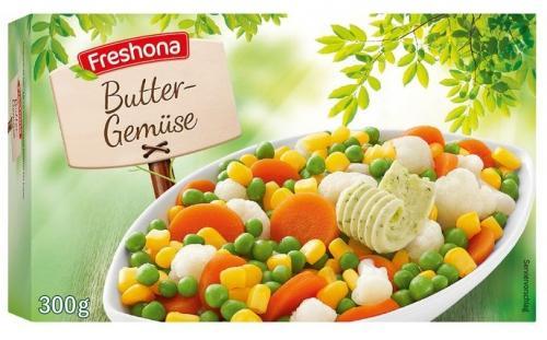 ButterGemüse