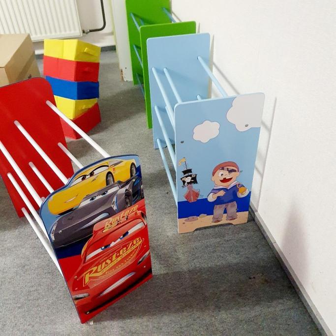 PEtites étagères pour enfants