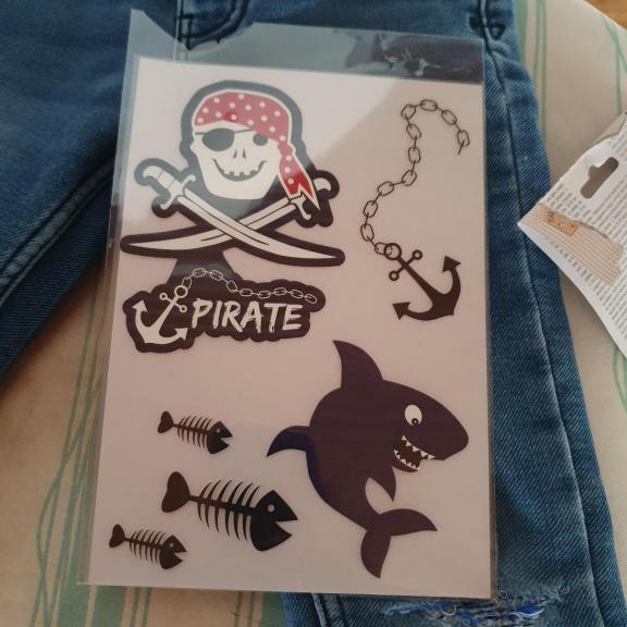 Décoration Pirate pour Noumsi