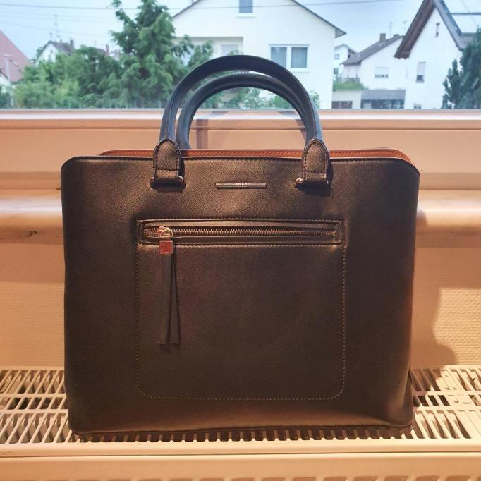 nelle stern Tag handbag