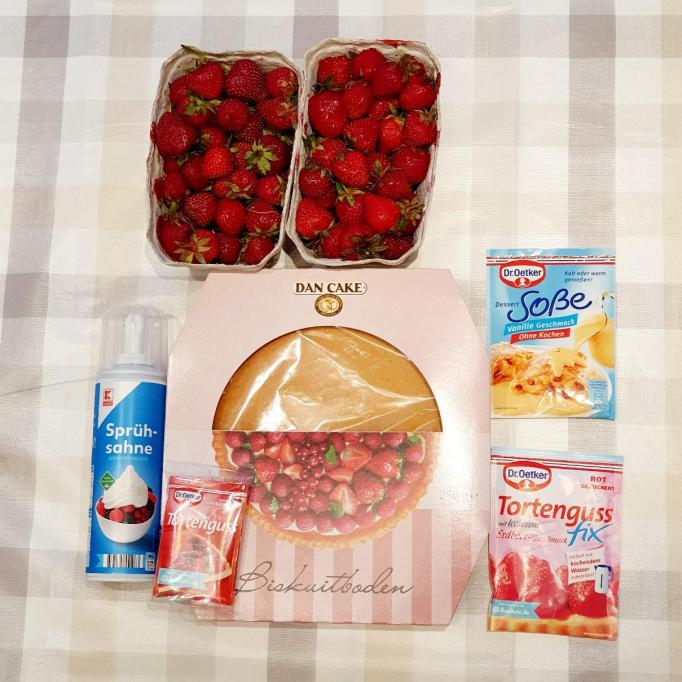 Nelle Stern tarte aux fraises