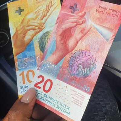 Les francs suisse