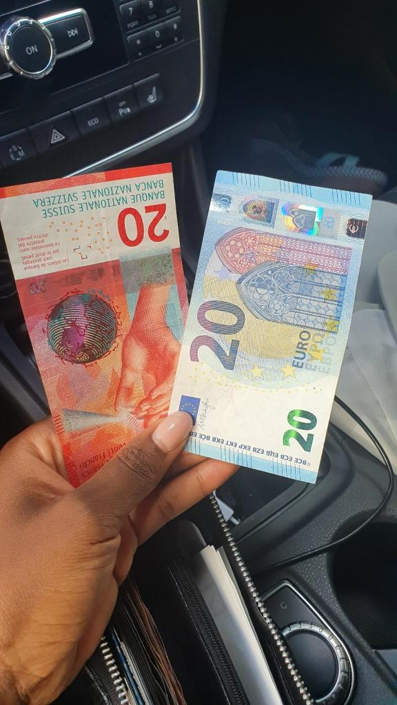 20 eur vs 20 chf