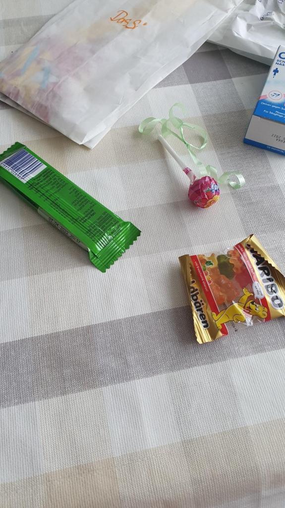 Bonbons et friandises
