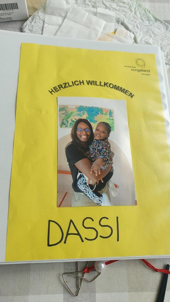 Le classeur de Dassi