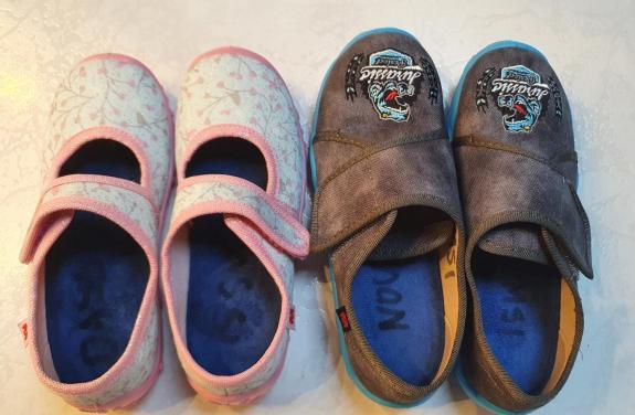 Chaussures de maison