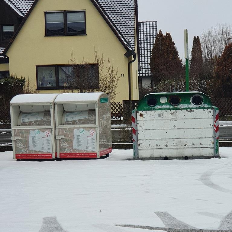 Glasscontainer